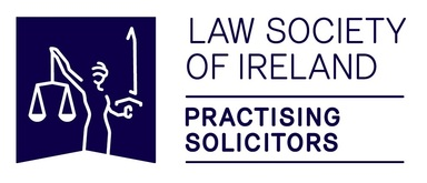 Law Society of Ireland link and logo